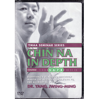 Chin Na In Depth Courses 5-8 - Dr.Yang Jwing-Ming