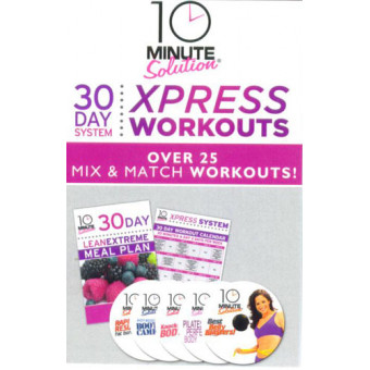 10 Minute Solution: 30 Days System Xpress Workouts