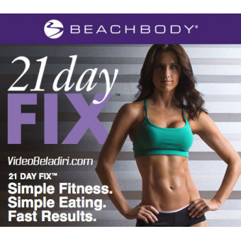 21 Day Fix Simple Fitness-Autumn Calabrese