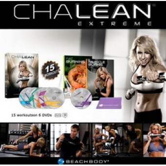 ChaLEAN Extreme DVD Workout-Chalene Johnson