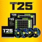 Focus T25 Gamma Deluxe Workout-Shaun T