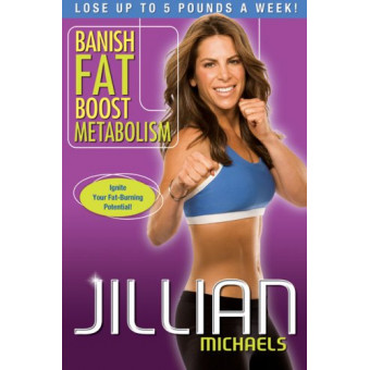 Jillian Michaels-Banish Fat Boost Metabolism