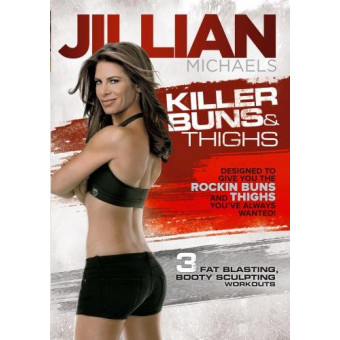 Jillian Michaels-Killer Buns and Thighs