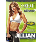 Jillian Michaels-Shred-It With Weights