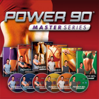 Power 90 Master Series-Tony Horton