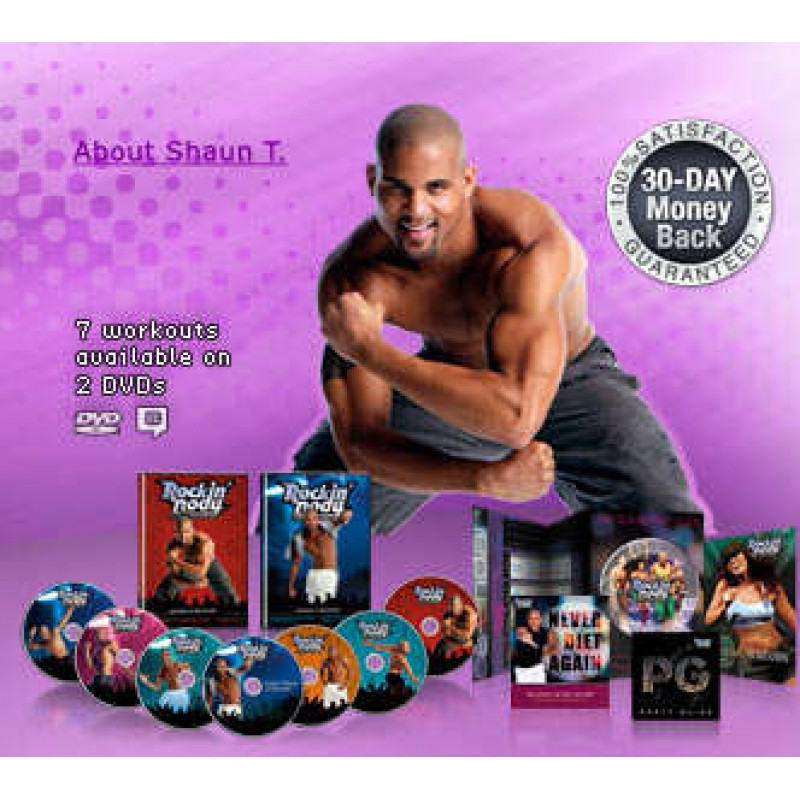Rockin Body TV Commercial Featuring Shaun T - iSpot.tv