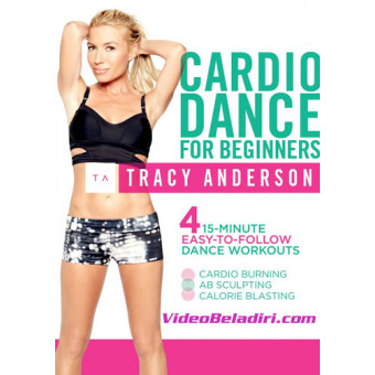 Cardio Dance for Beginners Tracy Anderson