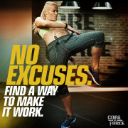 Core De Force-8 MMA Inspired Workout