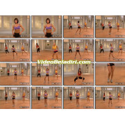 Dance off the Inches: Cardio Striptease-Megan Armand