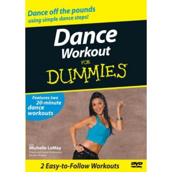Dance Workout for Dummies-Michelle LeMay