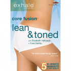 Exhale: Core Fusion-Lean Toned-Fred DeVito and Elisabeth Halfpapp