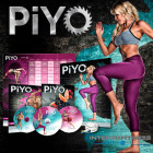 Piyo Workout 3 DVD-Chalene Johnson