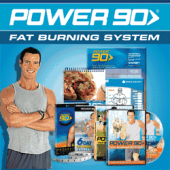 Power 90 Workout-Tony Horton