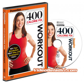 Prevention: 400 Calorie Fix Workout-Julie Marsland