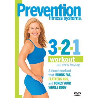 Prevention Fitness Systems-3-2-1 Workout-Chris Freytag