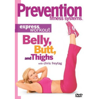 Prevention Fitness Systems-Express Workout-Belly Butt and Thighs-Chris Freytag