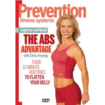 Prevention Fitness Systems-The Abs Advantage-Chris Freytag