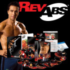 RevAbs-90 Day Six-Pack Ab Solution Workout DVD Program-Brett Hoebel
