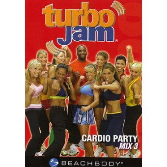 Turbo Jam Cardio Party Mix 3-Chalene Johnson