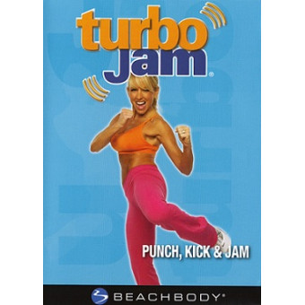 Turbo Jam Punch Kick Jam-Chalene Johnson