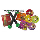 Zumba Fitness Total Body Transformation System 4 DVD