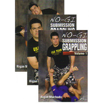 Nogi Submission Grappling-Rigan Machado