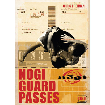 Nogi Guard Passes-Chris Brennan