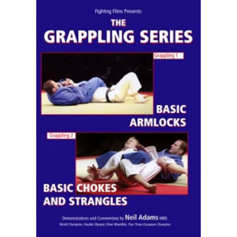 The Grappling Series-Basic Armlock,Chokes and Strangles-Neil Adams