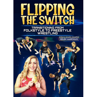 Flipping The Switch by Helen Maroulis