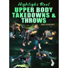 Highlight Reel Upper Body Takedowns and Throws by Reece Humphrey
