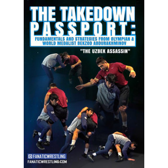 The Takedown Passport-Bekzod  Abdurakhminov
