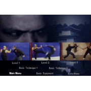 JKD Weapon Training-Master Michael Wong