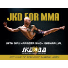 JKD For MMA 8-JKD Secondary Attack Strategy-Harinder Singh Sabharwal