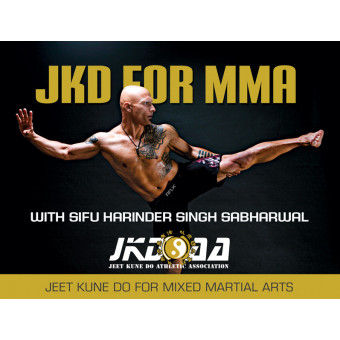 JKD For MMA 1-Advanced Footwork-Harinder Singh Sabharwal