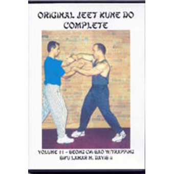 Jeet Kune Do Volume 11-Seong Chi Sao with Trapping-Sifu Lamar M. Davis II