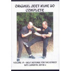 Jeet Kune Do Volume 19-Self Defense for the Streets-Sifu Lamar M. Davis II