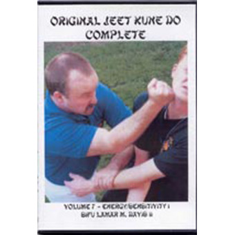 Jeet Kune Do Volume 7-Energy Sensitivity I-Sifu Lamar M. Davis II