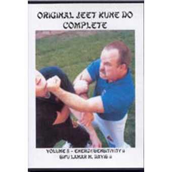 Jeet Kune Do Volume 8-Energy Sensitivity II-Sifu Lamar M. Davis II