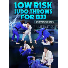 Low Risk Judo Throws For BJJ by Shintaro Higashi
