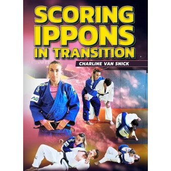 Scoring Ippons In Transition by Charline Van Snick