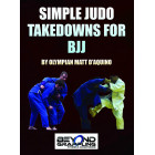 Simple Judo Takedowns For BJJ by Matt D'Aquino