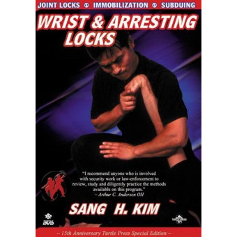 Wrist And Arresting Locks-Sang H. Kim