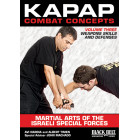 Kapap Combat Concepts DVD 3-Weapons Skills and Defenses-Avi Nardia