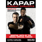 Kapap Combat Concepts DVD 4-Brazilian Jiu-Jitsu Applications-Avi Nardia
