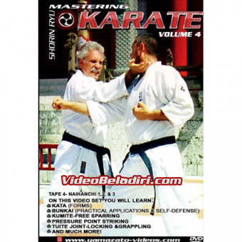 Mastering Shorin Ryu Karate 10 DVD Set-George Alexander