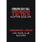 Extreme Close Quarter Tactics: Fight for Your Life 4 DVD Set-Moni Aizik