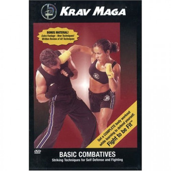 Krav Maga Basic Combatives-Darren Levine