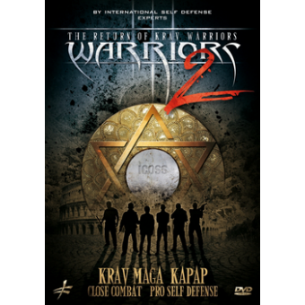 Warriors 2: Return of Krav Warriors 2 DVD set