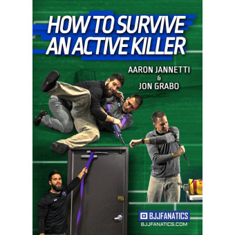 How To Survive An Active Killer by Aaron Jannetti and Jon Grabo