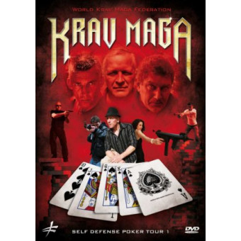 Krav Maga Self Defense Poker Tour 1-Alain Formaggio